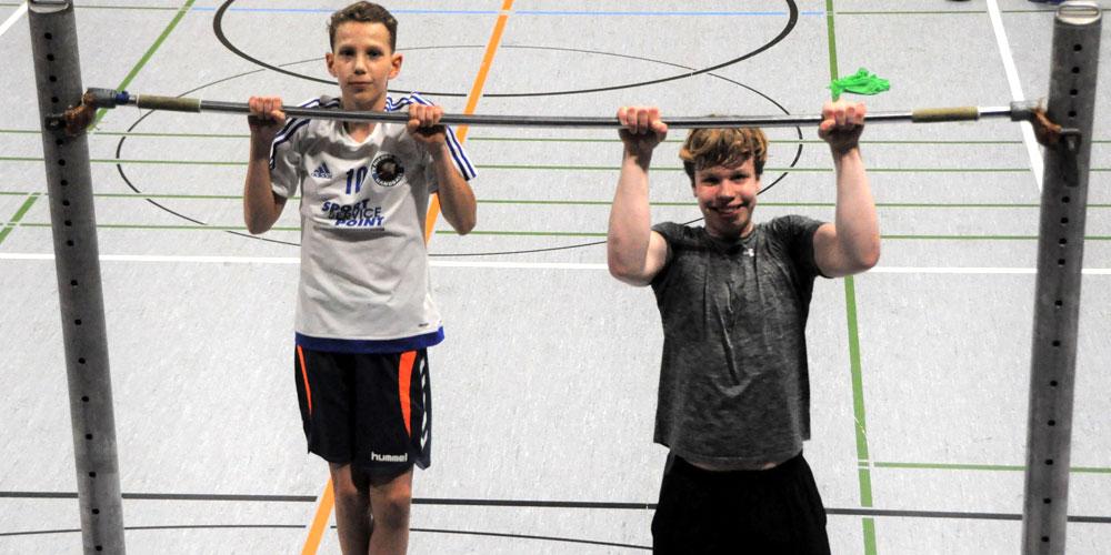 Athletik-Konzept II