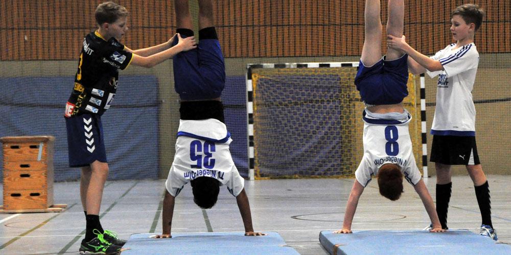 Athletik-Konzept IV