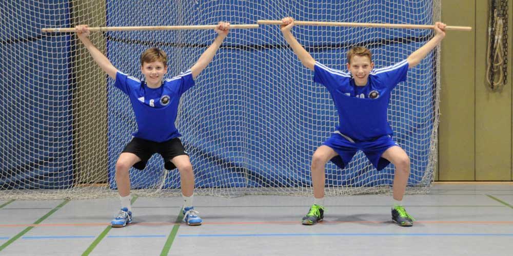 Athletik-Konzept III