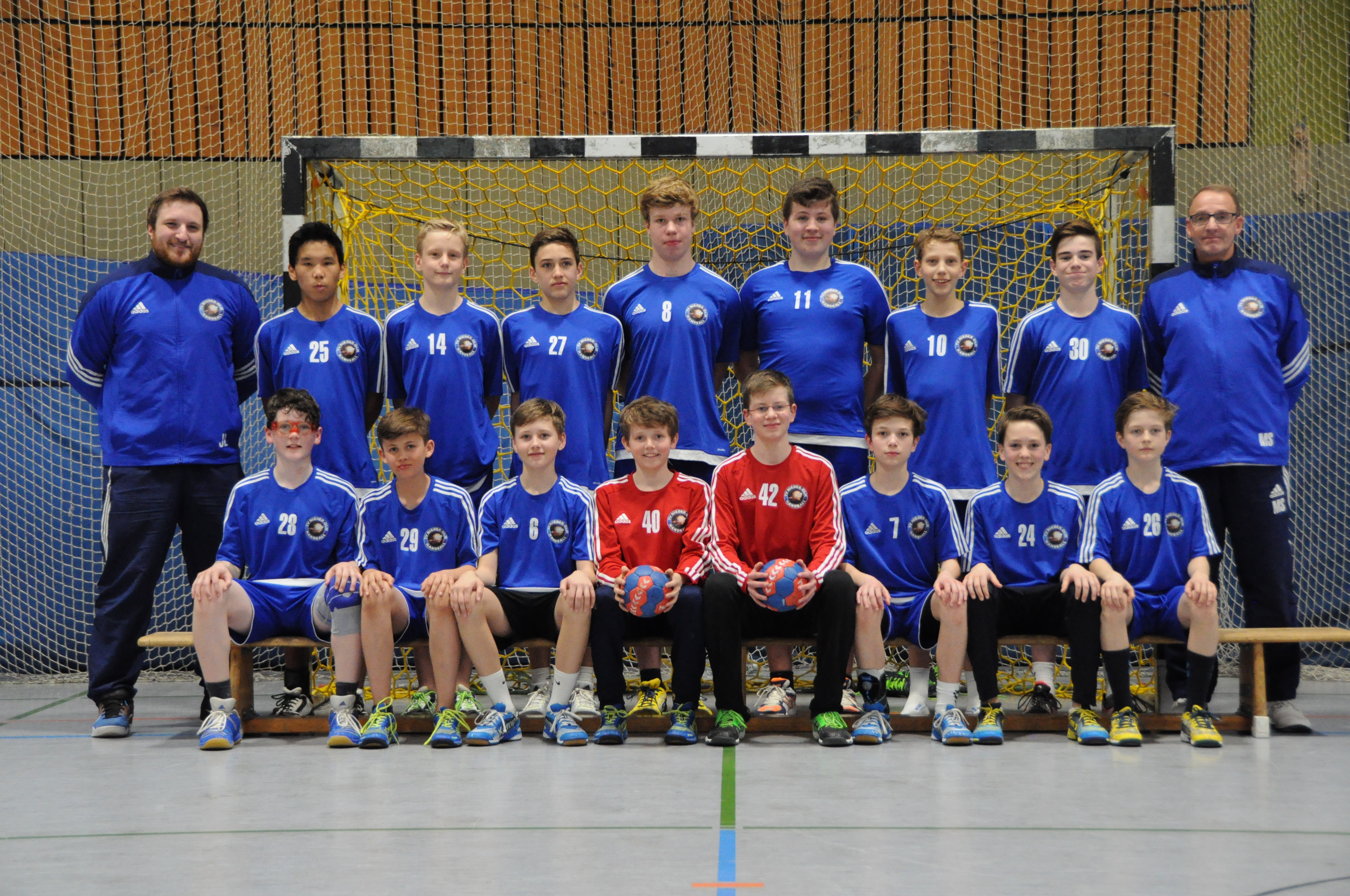 C-Jugend souverän in Hauptrunde zur Oberliga-Quali