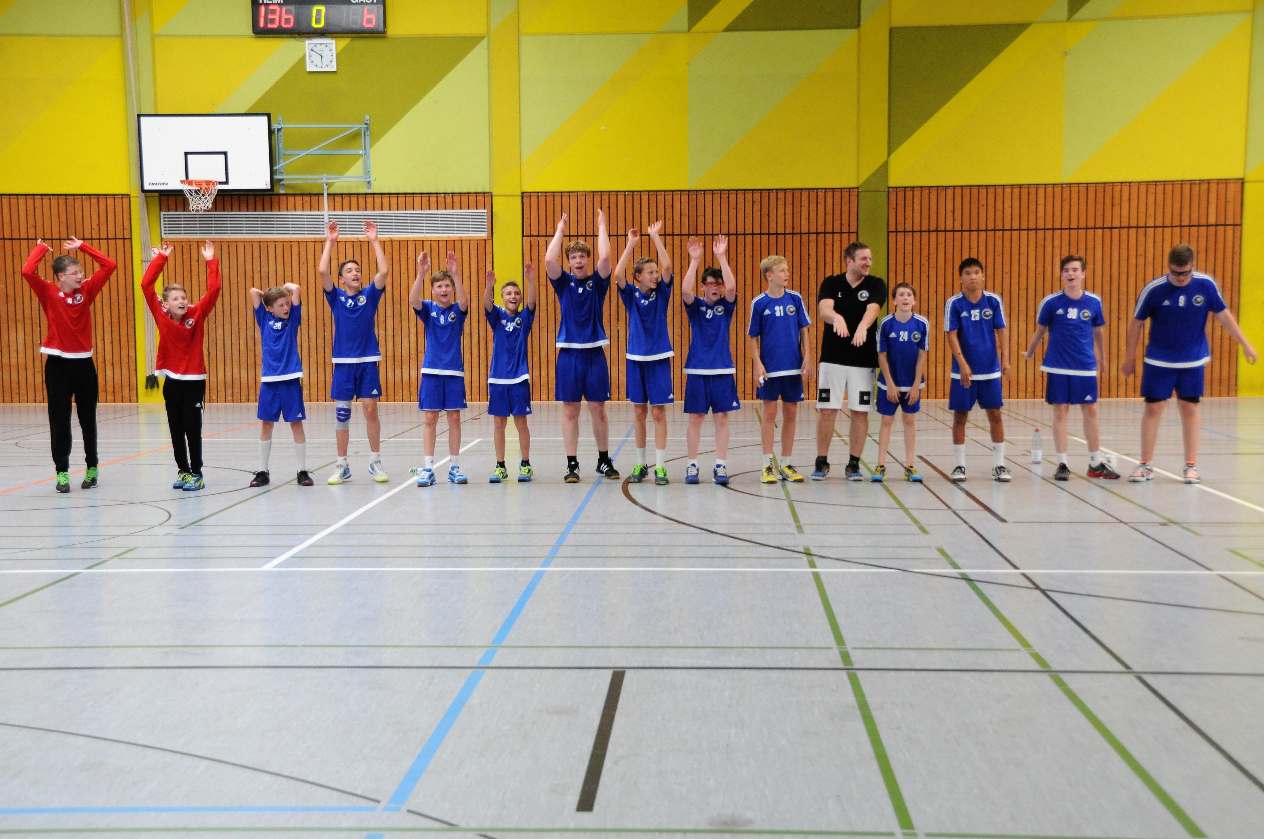 C-Jugend meistert Oberliga Qualifikation