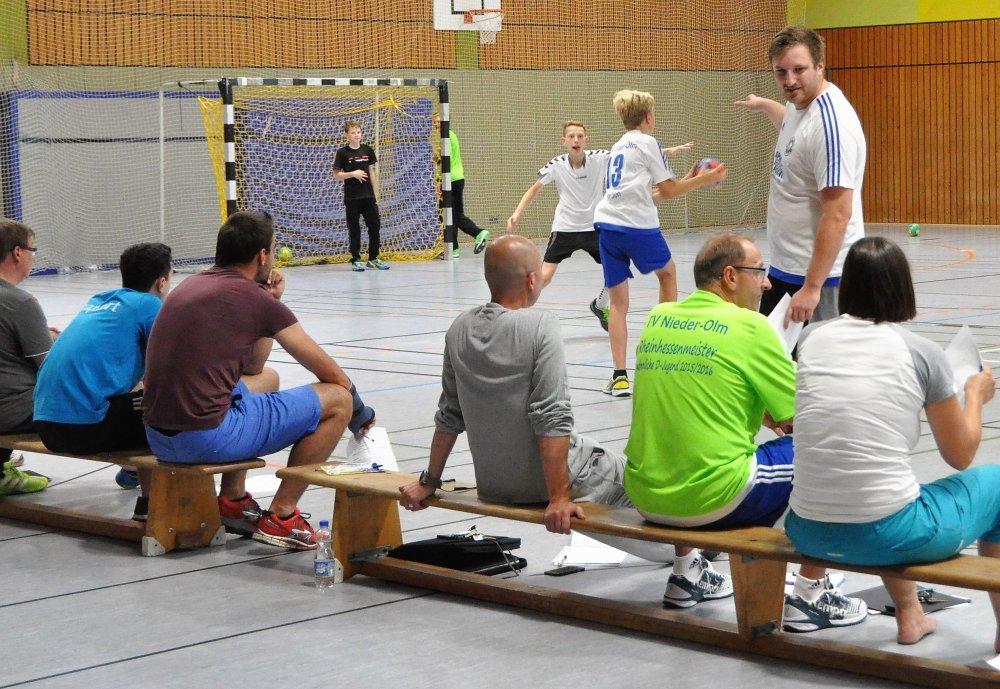 Neue Wege in der Fortbildung unserer Jugendtrainer!