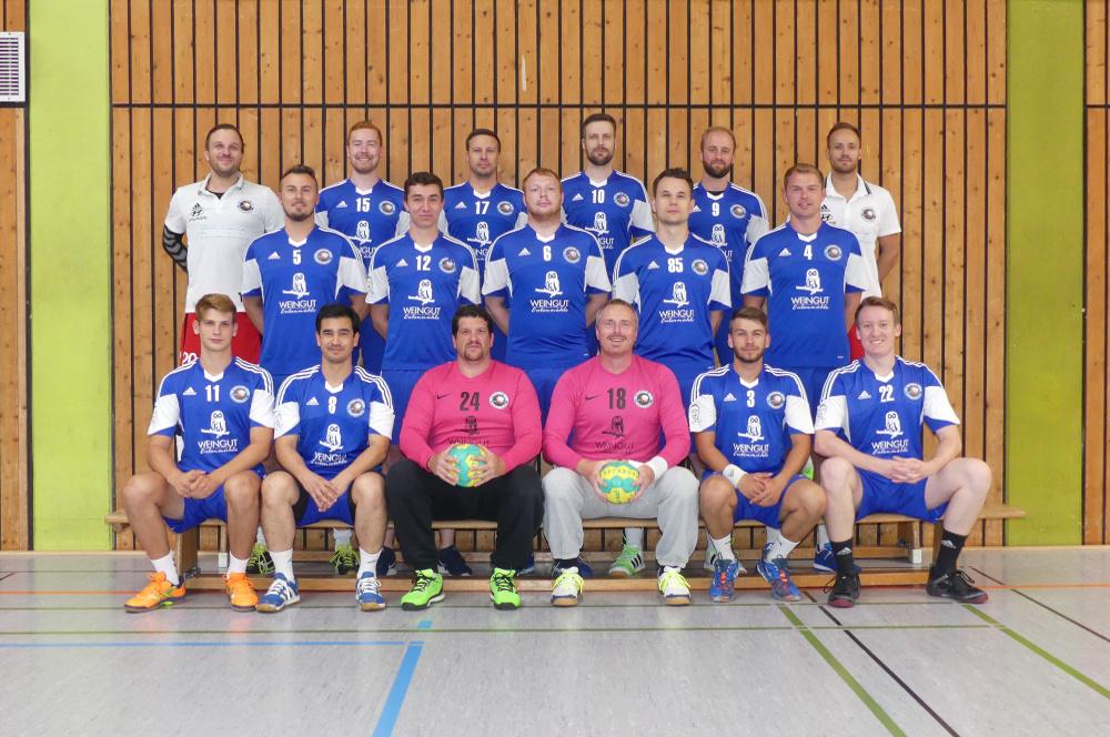 Herren II: TV Nieder-Olm – HSV Bad Sobernheim (12:10) 32:26