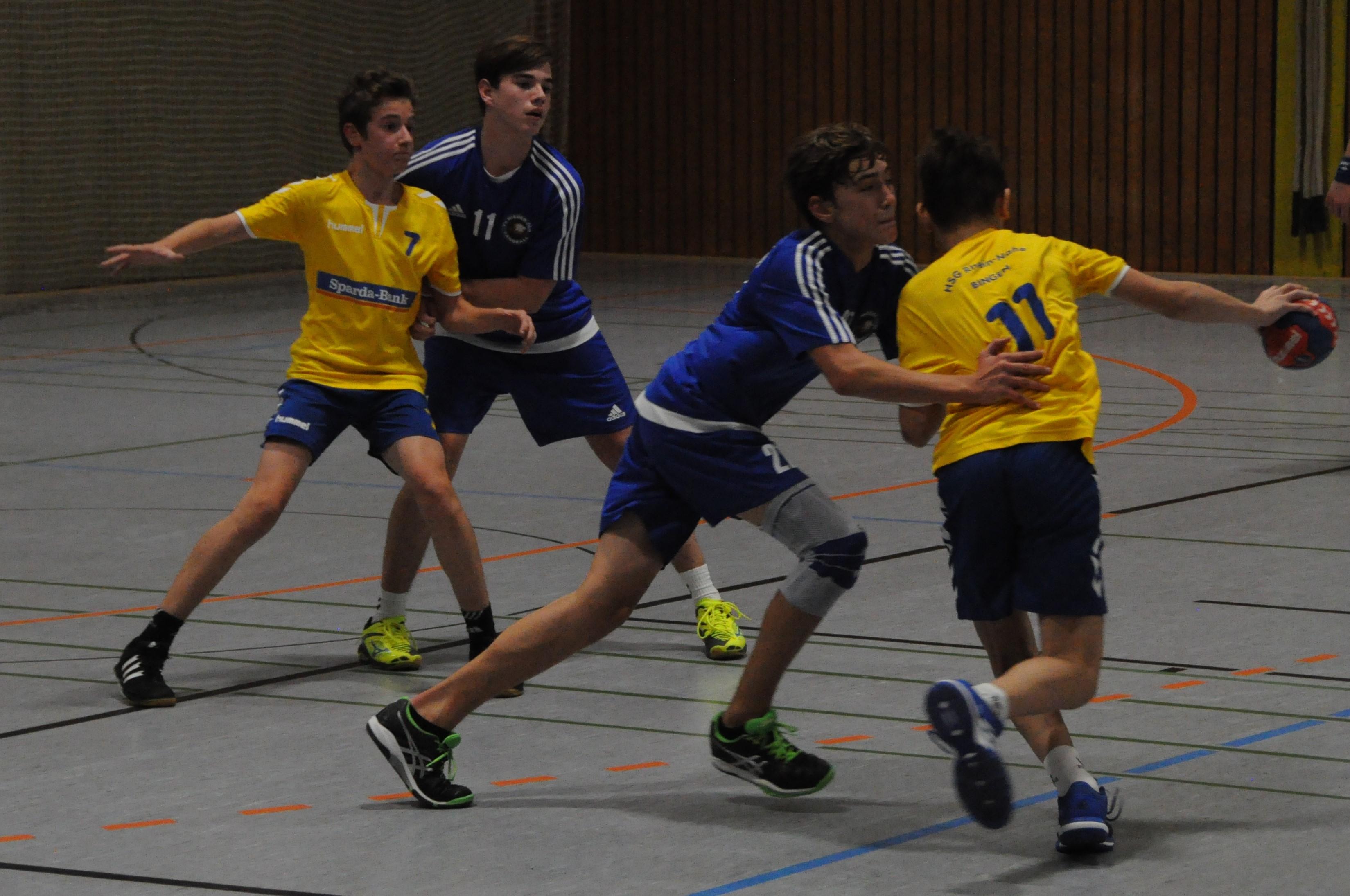 mC-Jugend klarer Derbysieger!