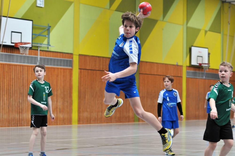 männl. E-Jugend: TV Nieder-Olm I – HSV Sobernheim