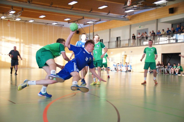 Mit zwei Spielen in 3 Tagen zur Meisterschaft! männliche B-Jugend ist Rheinhessenmeister!