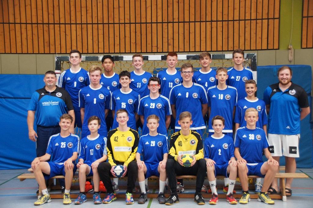 mB2:TV Nieder-Olm – HC Gonsenheim 1 30:24 (12:12)  Erkämpfter Sieg