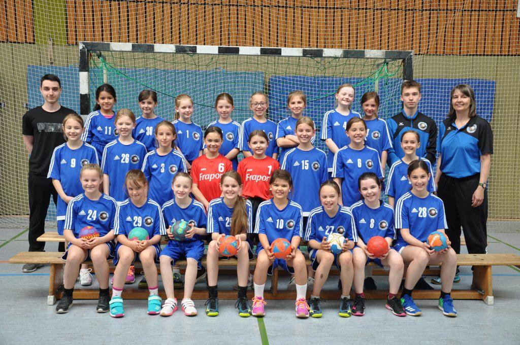 wE Jugend: TV Nieder-Olm – SG TSG/DJK Mainz-Bretzenheim – Toller Mädchenhandball!