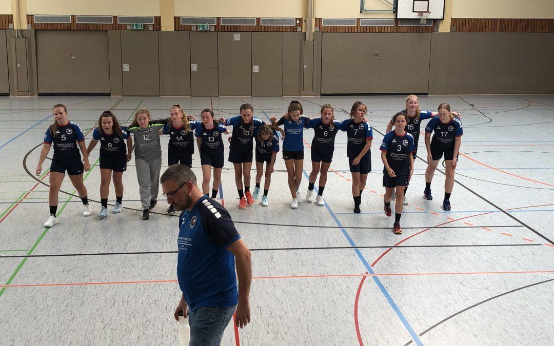 Weibliche C-Jugend – Oberligaqualifikation